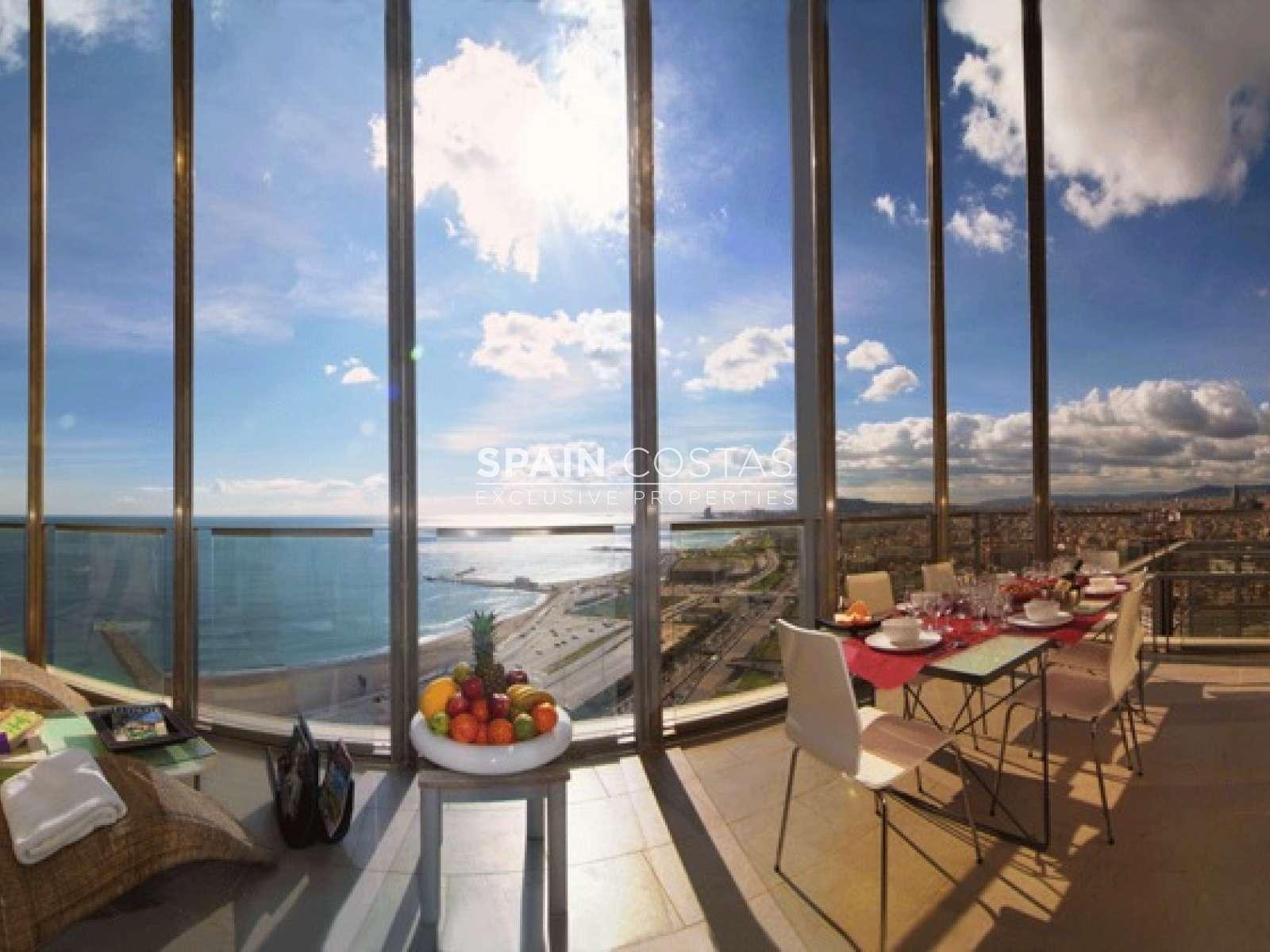 Барселона апартаменты у моря сайт air