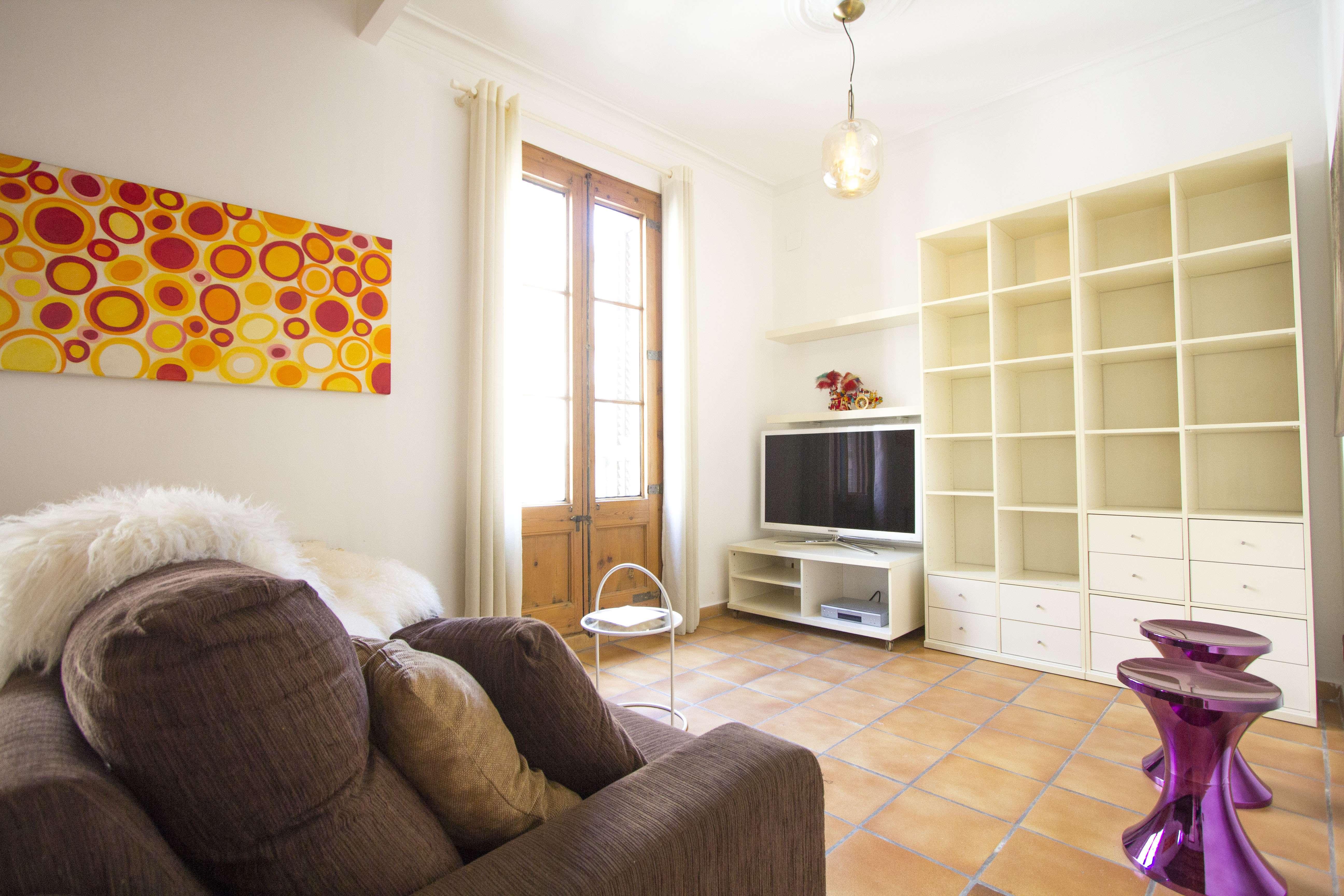 Прекрасная квартира в самом сердце Барселоны