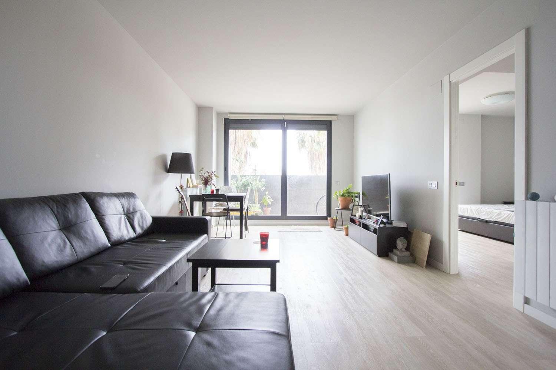 Современная квартира в Poblenou