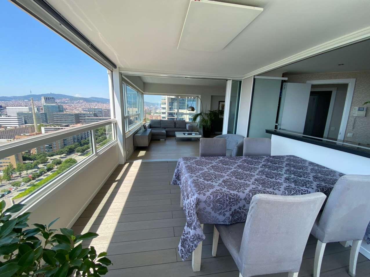Шикарная квартира с видом на море