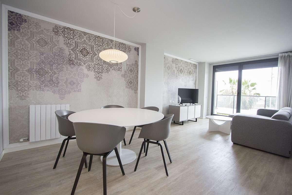 Прекрасная квартира в Poblenou