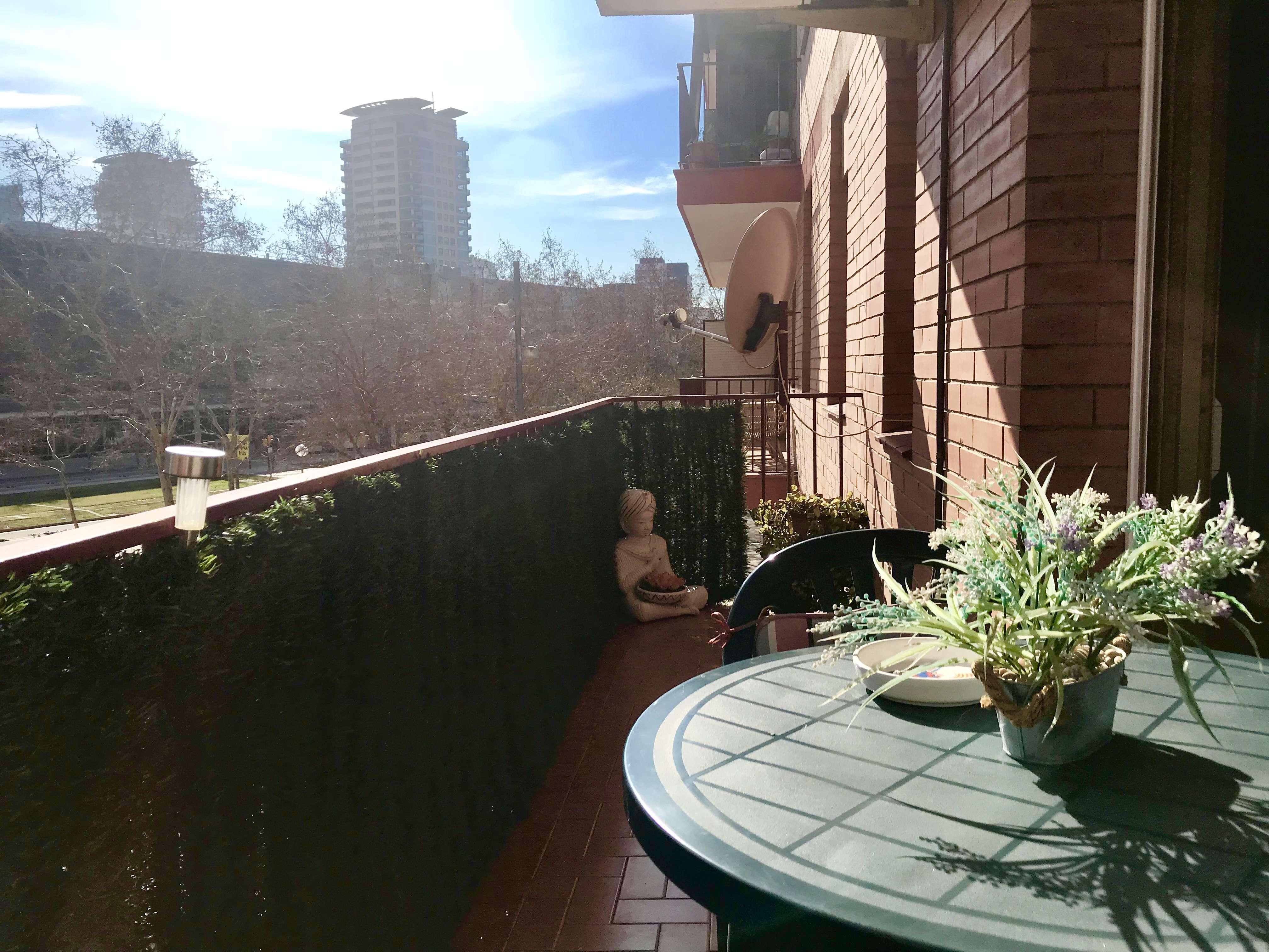 Квартира с террасой напротив ТЦ Диагональ Мар