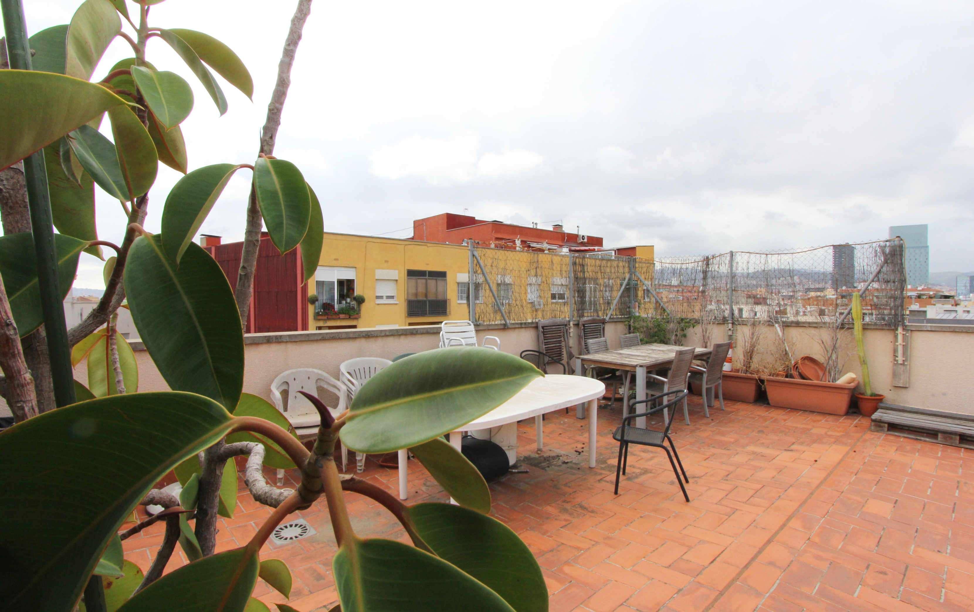 Квартира с террасой в районе Побленоу