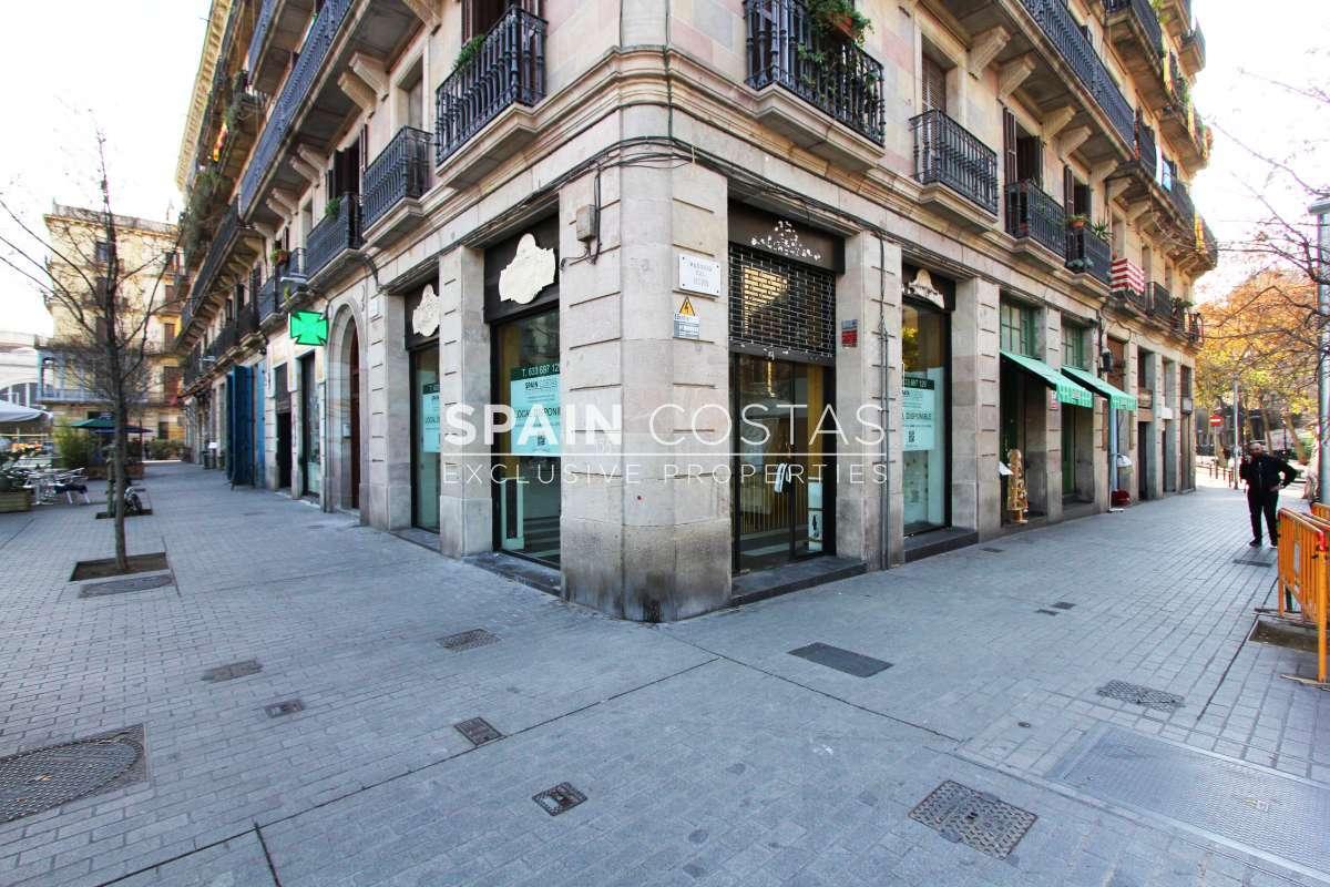 Коммерческое помещение в центре Барселоны