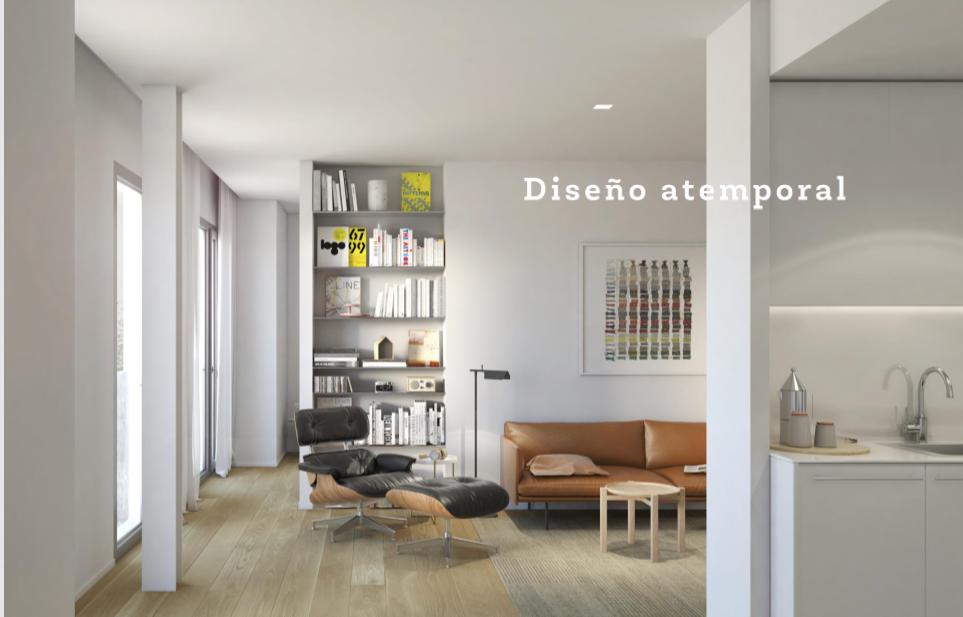 Квартира в новостройке на Араго