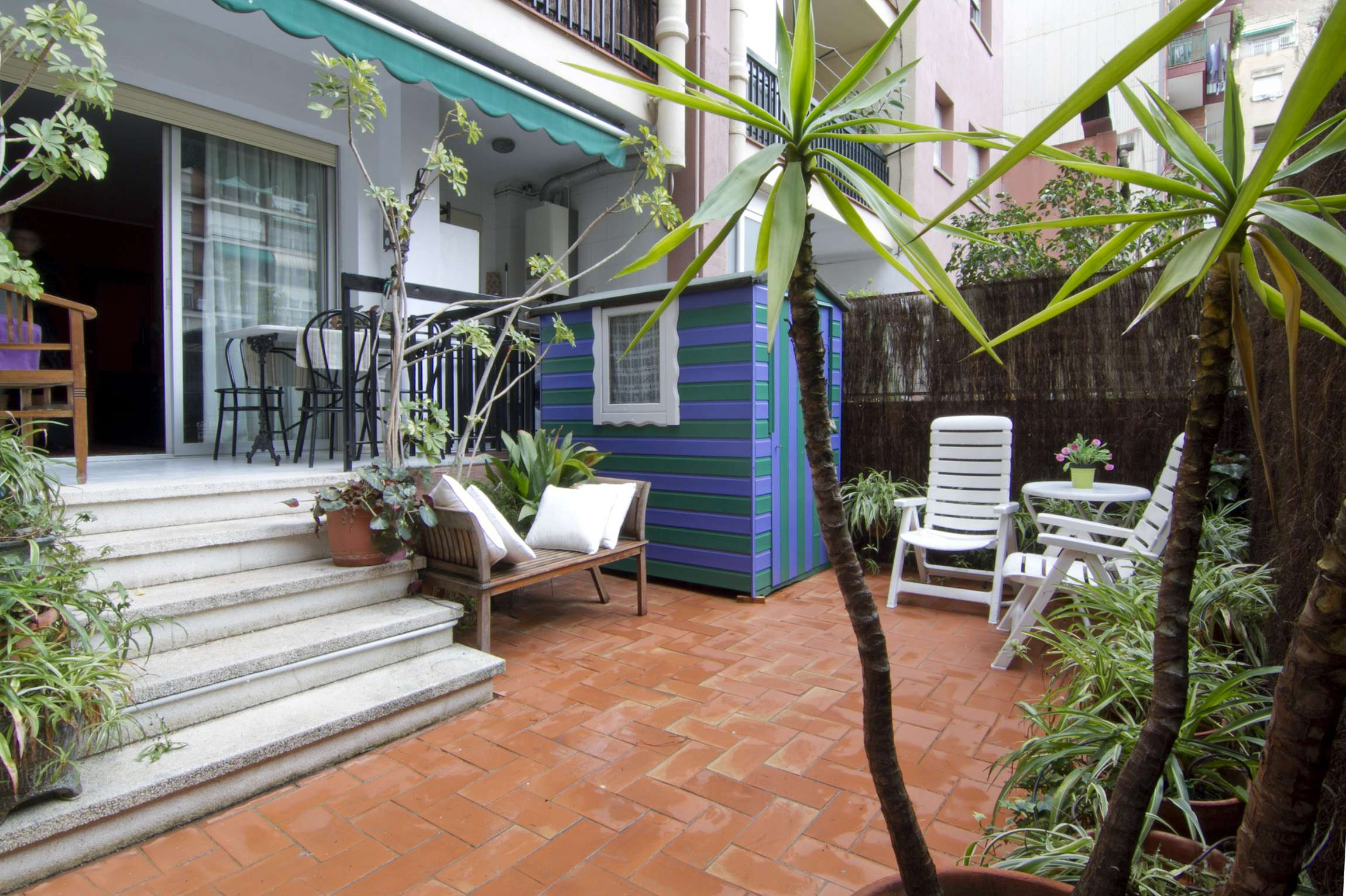 Эксклюзивная квартира с террасой в Эшампле