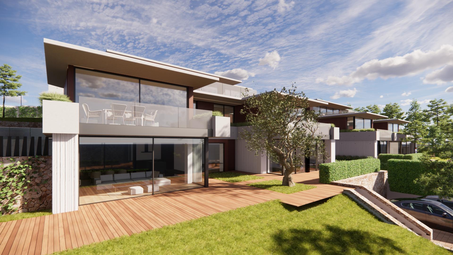 Жилой комплексMas de Palol  в Плайя- де-Аро