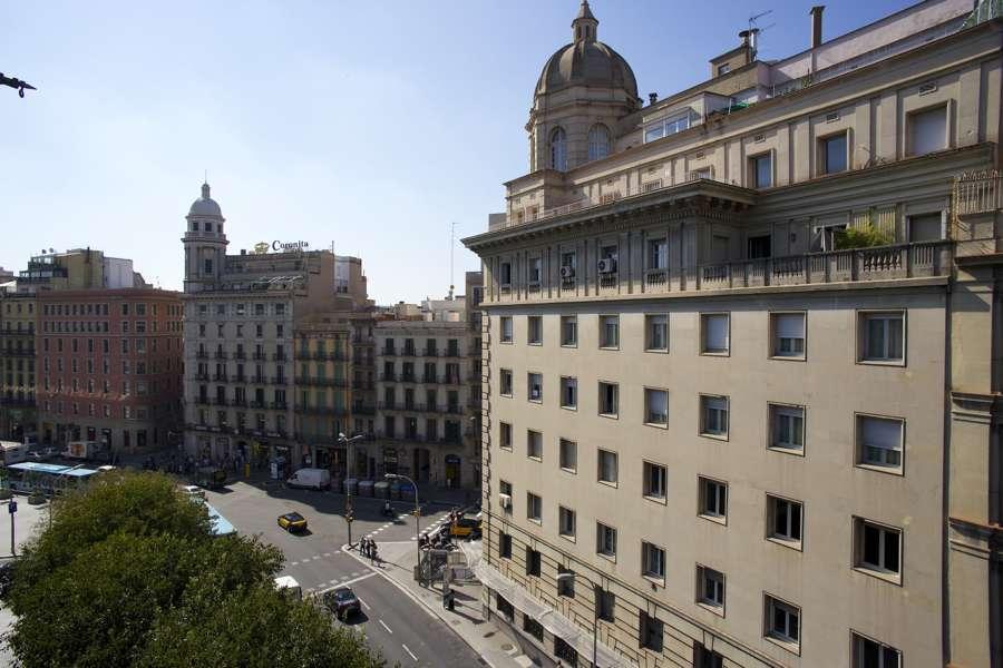 Квартира с тур. лицинзией на Площади Каталонии