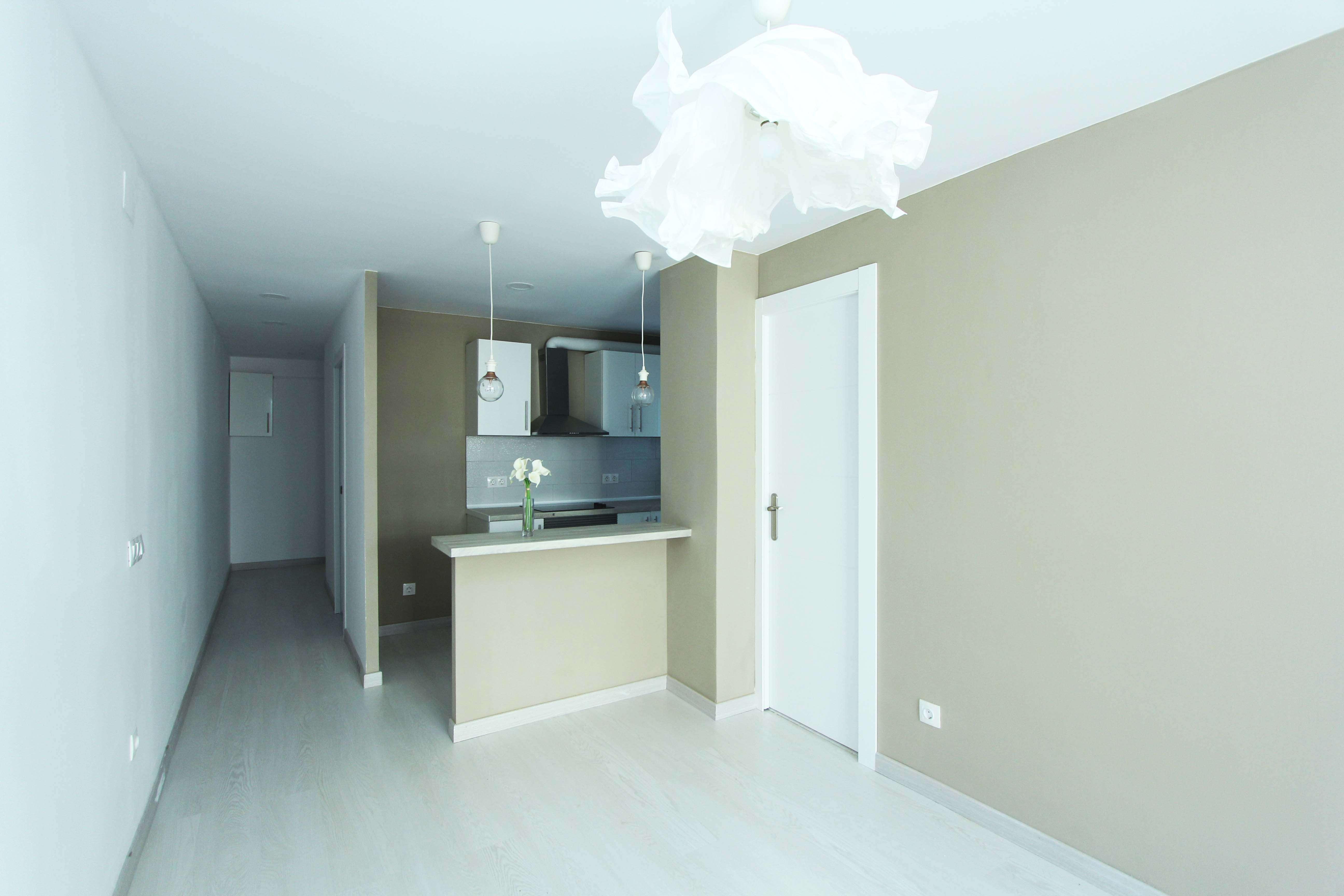 Квартира после ремонта в Эсплугес-де-Льобрегат