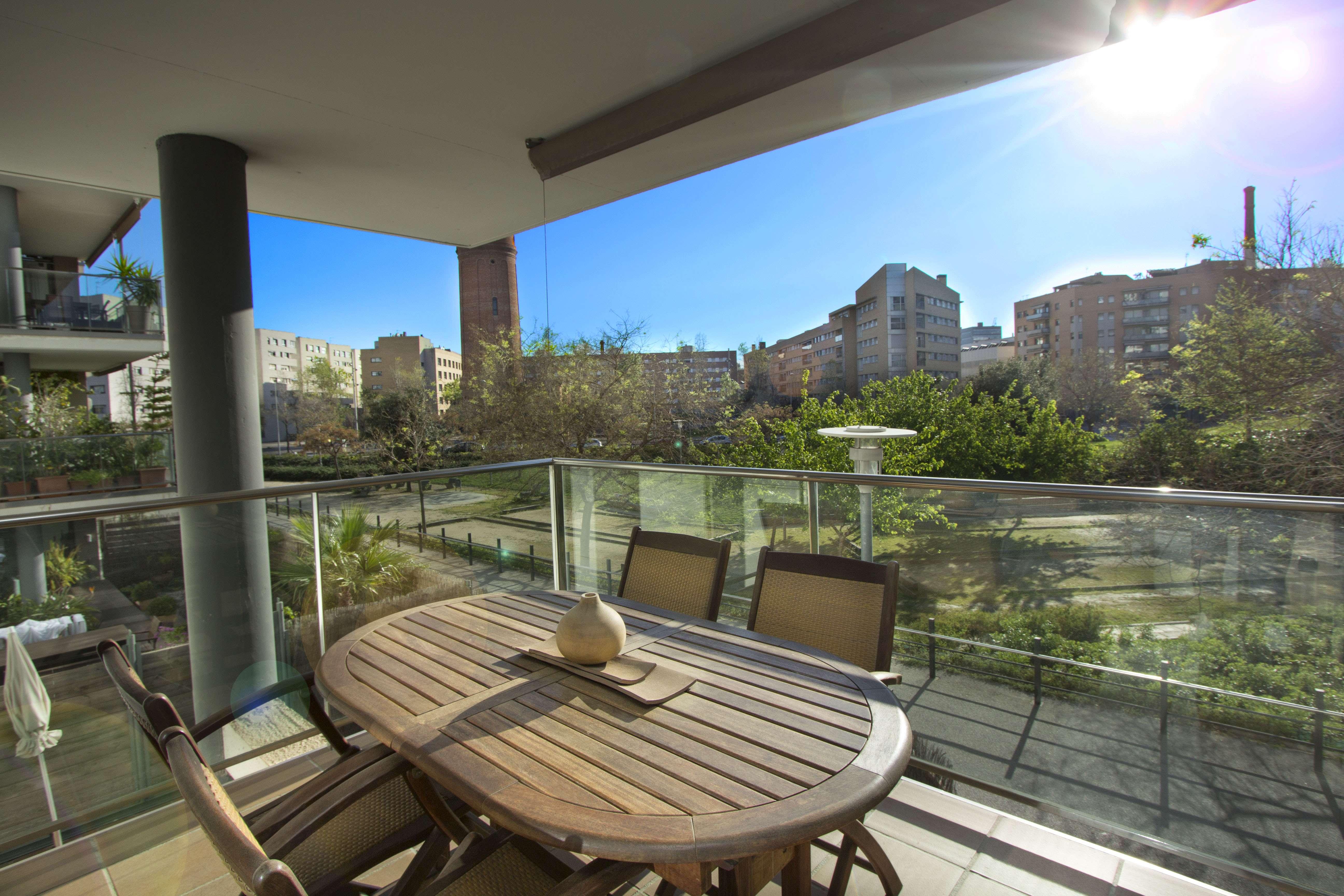 Квартира в Барселоне, Диагональ Мар