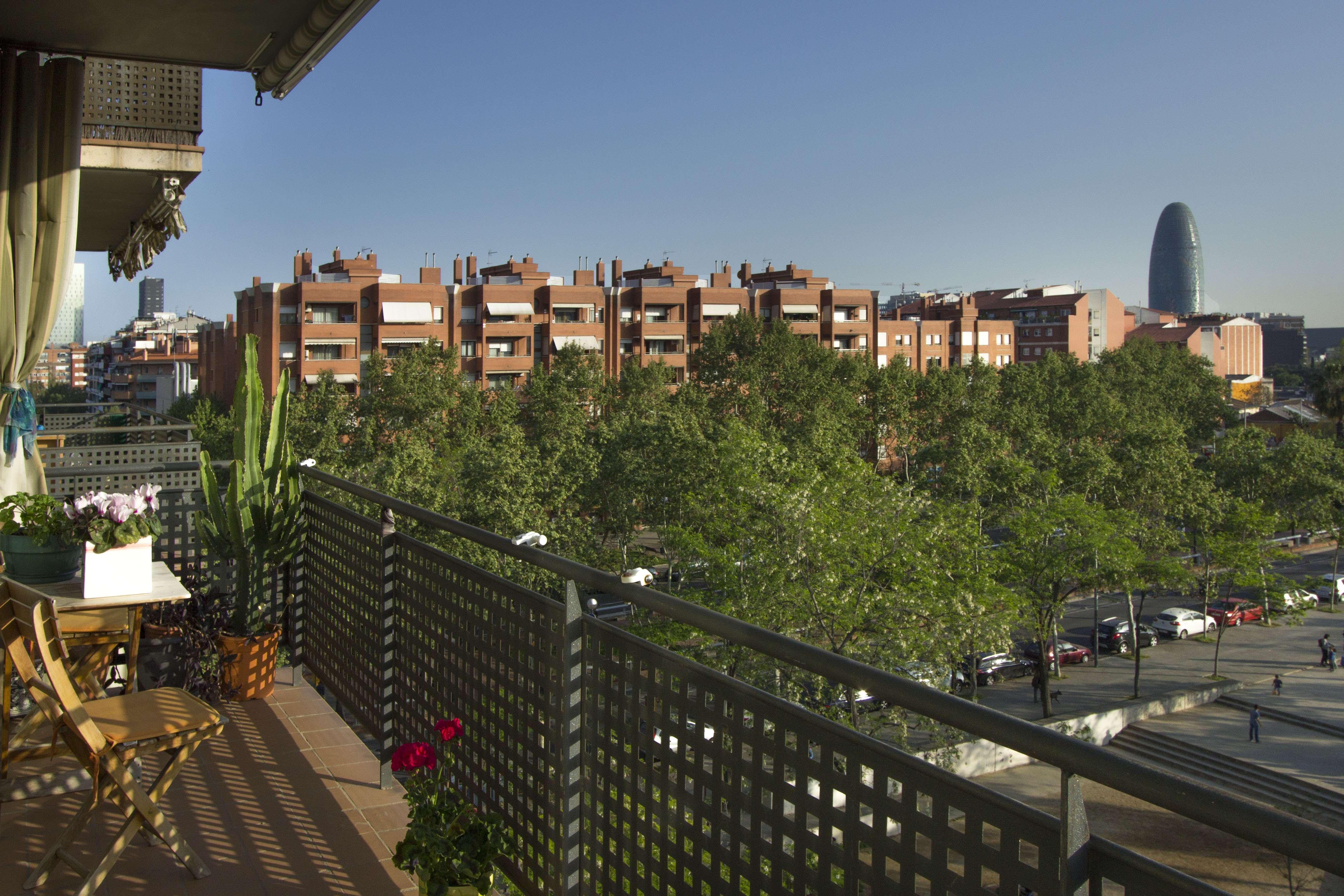 Уютная Квартира в Барселоне, Эль Клот