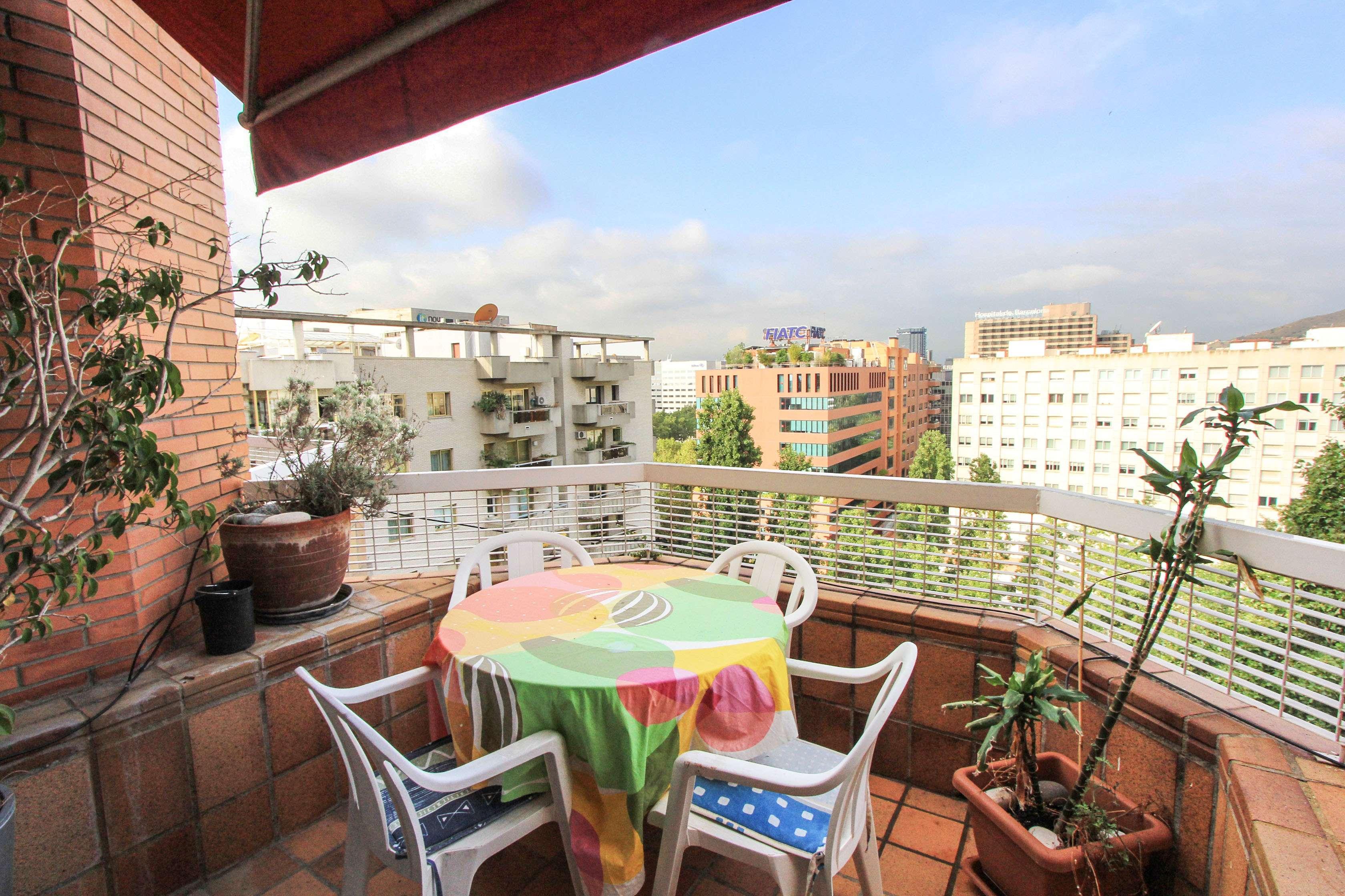 Квартира в районе Les Corts, Барселоны