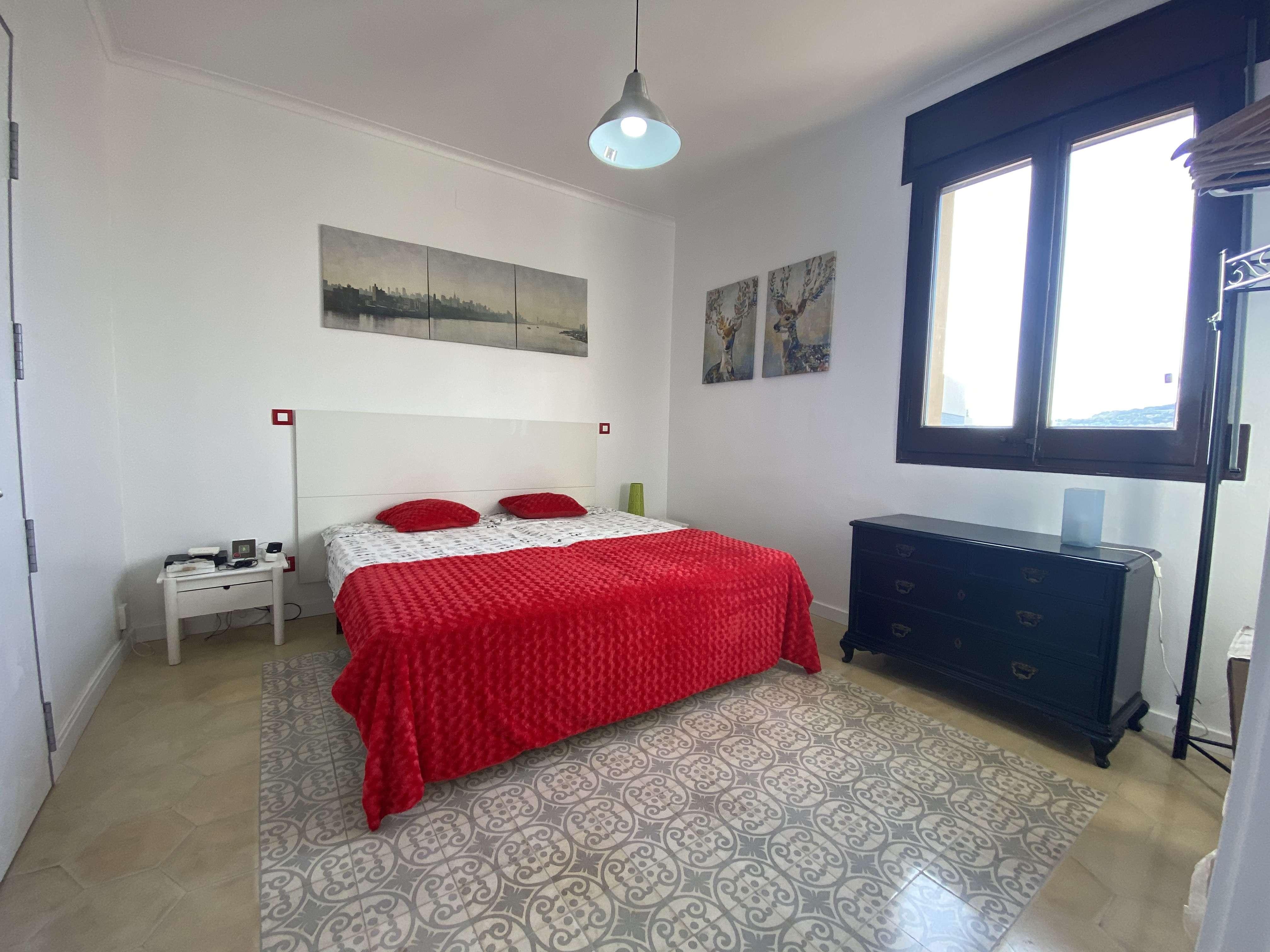Квартира у Площади Каталонии