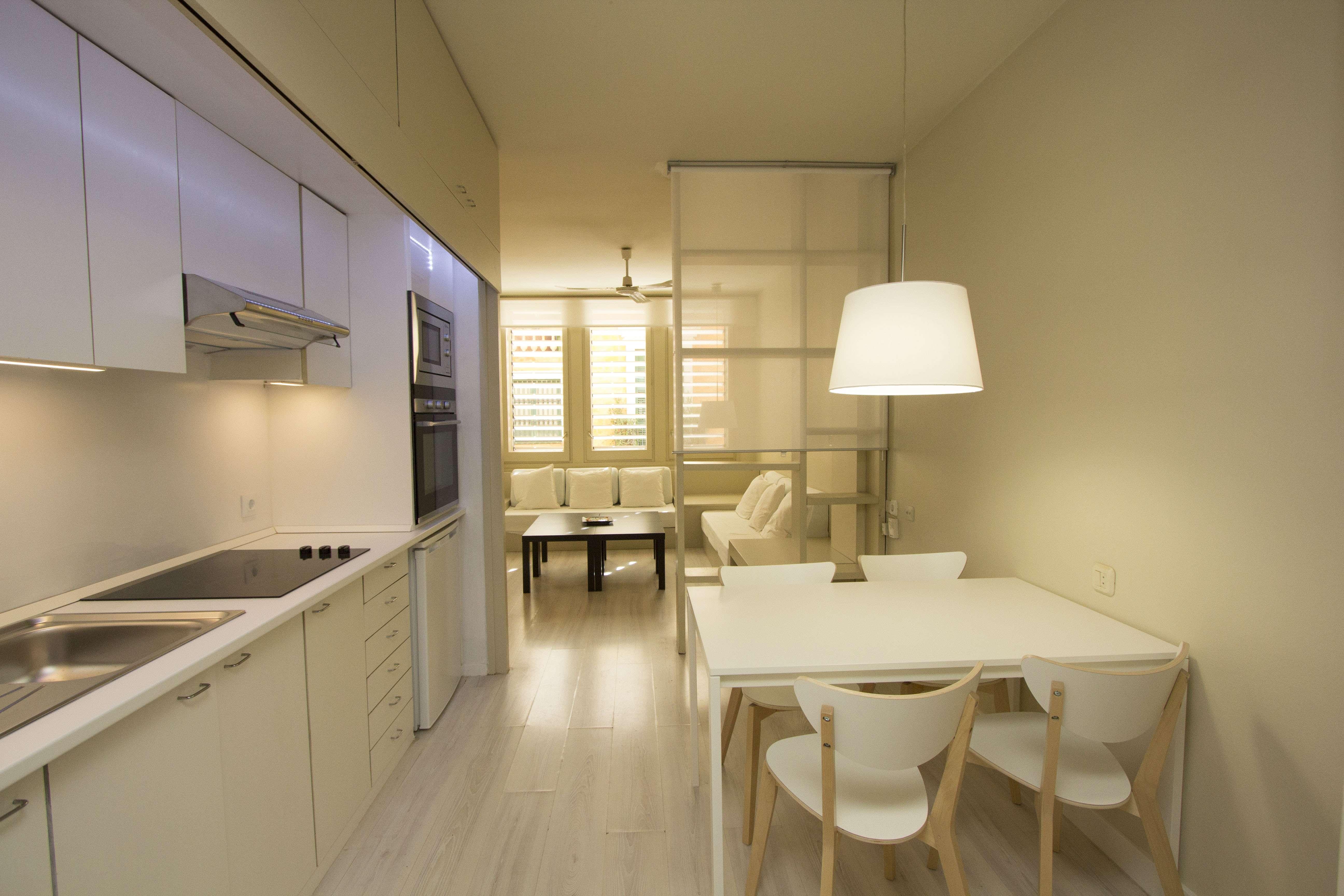Комфортабельная Квартира в Грасиа, Барселона