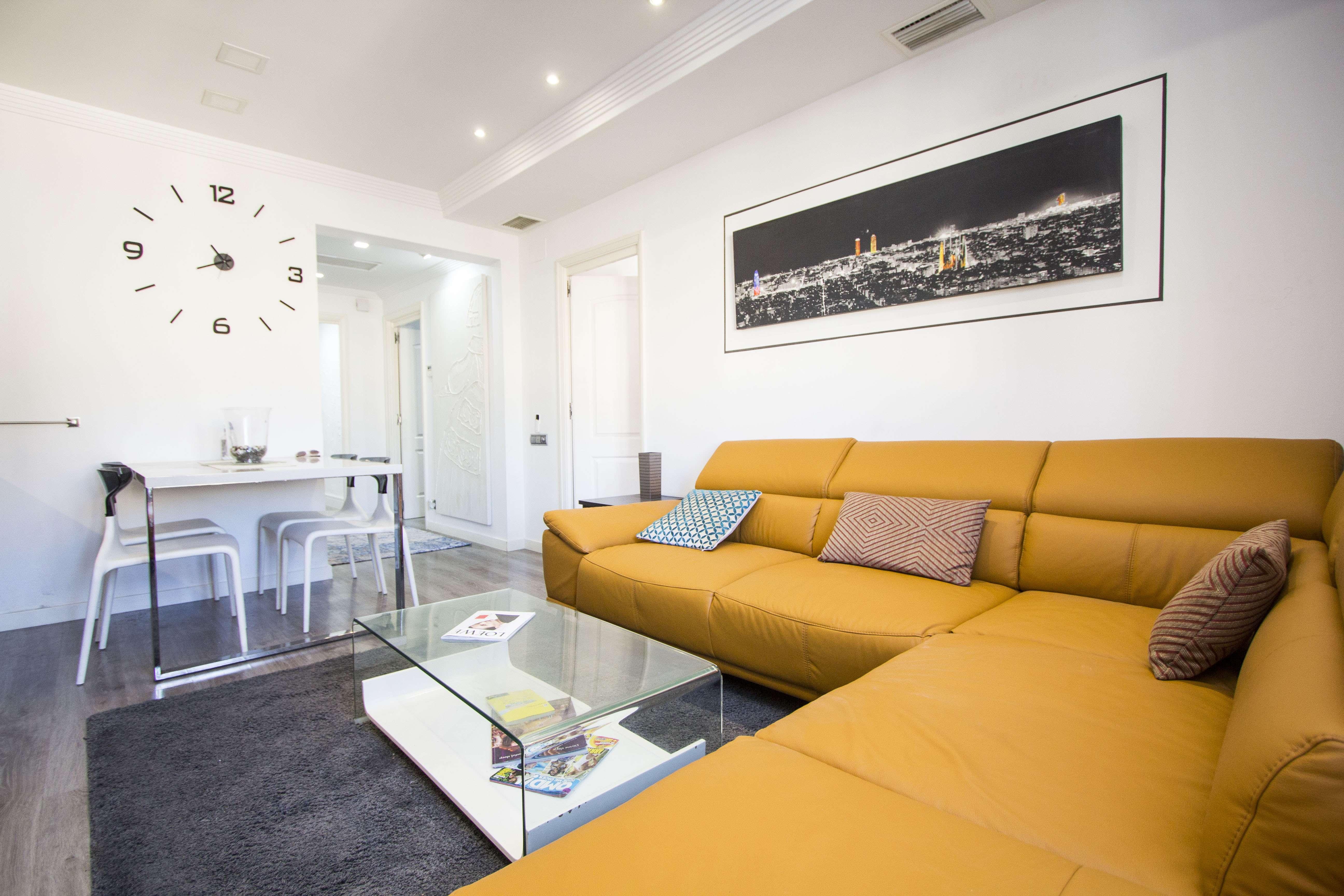 Квартира в минуте от Пассеч-де-Грасиа