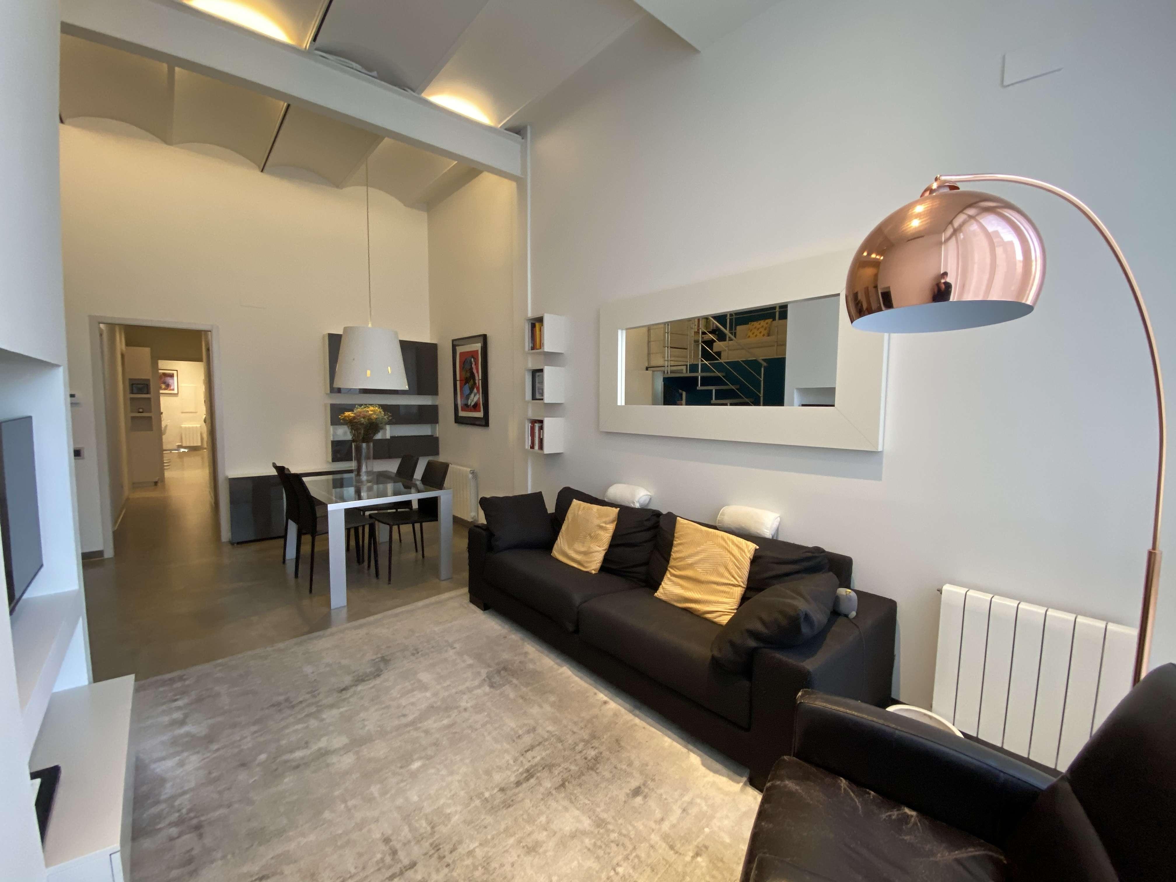 Современная квартира в Eixample