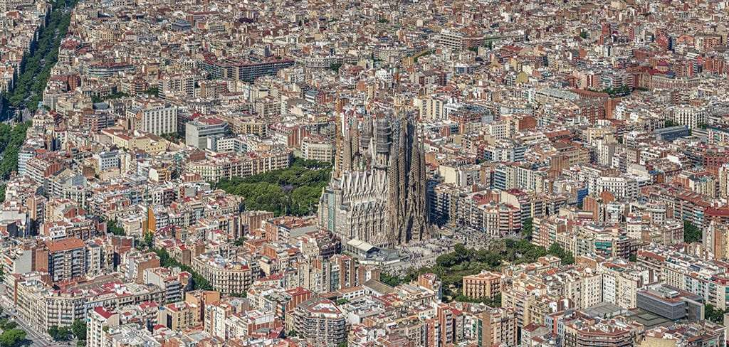 Квартира под ремонт недалеко от Sagrada Familia